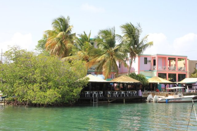 m_Bar in channel Culebra
