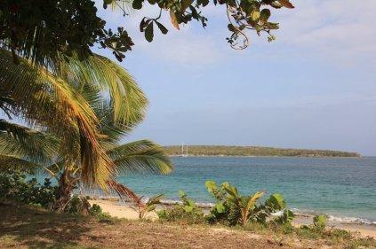 m_Joy at anchor off Sun Bay