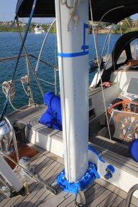 m_Mizzen mast repainted