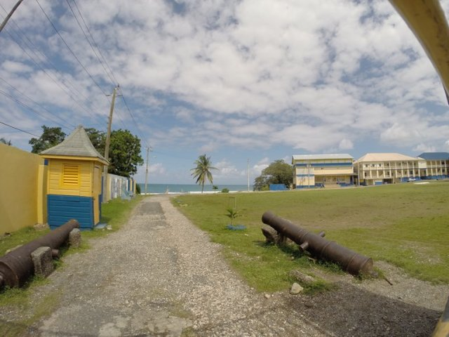 m_School at Port Antonio