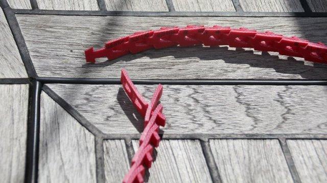 m_Link belt for generator