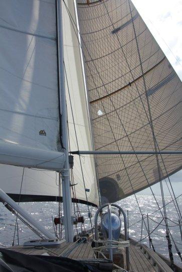 m_Twin head sails