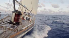 Sailing to Hawaii from Panama