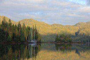 Tolstoi Bay, SE Alaska