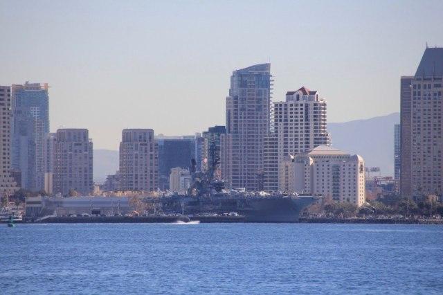 San Diego-squashed