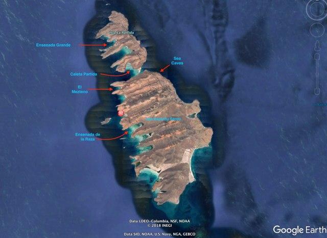 map of espiritu santo & isla partida-squashed