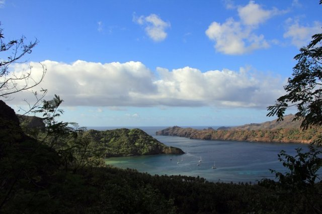 m_View of Anaho Bay