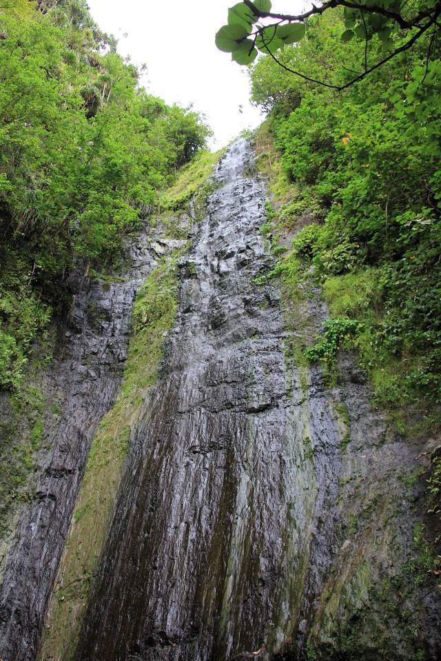 Waterfall Fatu Hiva-squashed
